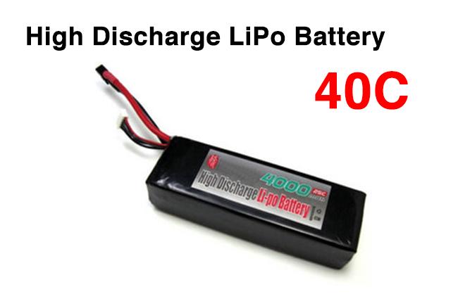 high rate discharge lipo batteries 40c. Black Bedroom Furniture Sets. Home Design Ideas