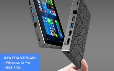LiPo battery 3500mAh for Mini PC