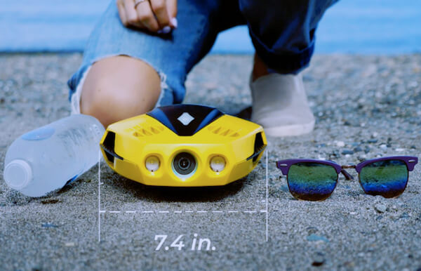 LiPo Battery 3S 11.1V 4800mAh for Underwater Drone