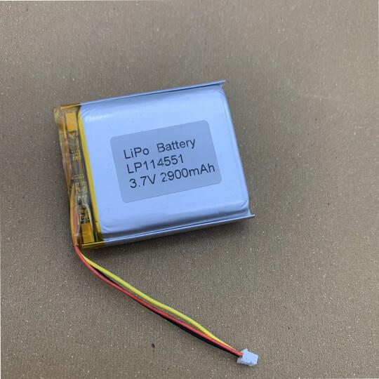 lipo battery lp114551 2