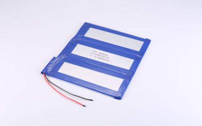 Hot Selling LiPo batteries LP3264158 3S 3.7V 4200mAh