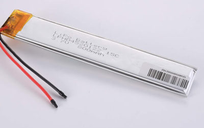 Rechargeable LiPo batteries LPHD4520122 15C 800mAh