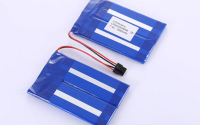 Rechargeable LiPo Batteries LPHD5934096 2S 1800mAh with 13.32Wh