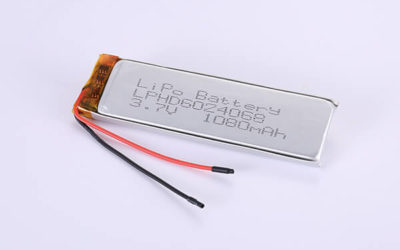 Rechargeable LiPo Batteries LPHD6024068 1080mAh with 3.996Wh