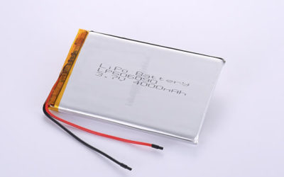 Multipurpose Rechargeable LiPo Batteries LP606090 3.7V 4000mAh