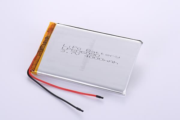 Multipurpose Rechargeable LiPo Batteries LP606090 3.7V 4000mAh