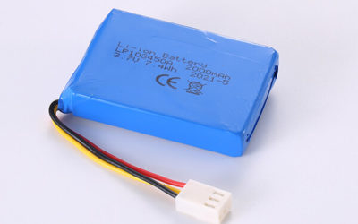 Hot Selling LiPo Batteries LP103450A 2000mAh 7.4Wh