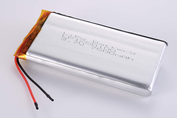 3.7V Standard LiPo Battery LP1250100 7500mAh