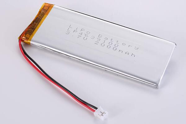 Hot Selling LiPo Batteries LP4639100 2000mAh 7.4Wh