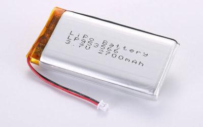 Hot Selling LiPo Batteries LP953566 2700mAh 9.99Wh