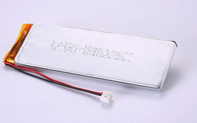 Standard Rechargeable Hot Selling LiPo Batteries LPHD7045135 5400mAh 19.98Wh