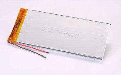 Rechargeable High Capacity  LiPo Batteries LP8090215 30000mAh 111Wh