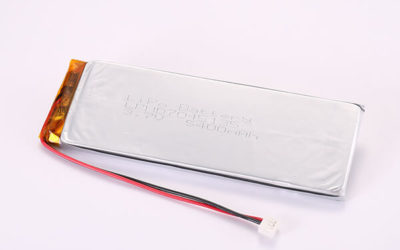 Hot Selling Multipurpose Rechargeable LiPo Batteries With AMP 179228-3 LP7045135 5400mAh 19.98Wh