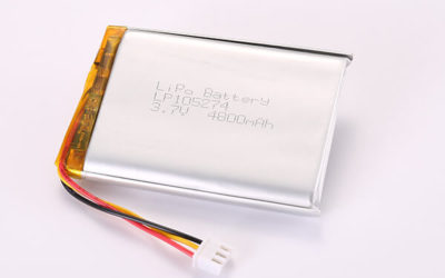Hot Selling Multipurpose Rechargeable LiPo Batteries With JST XHP-3 LP105274 4800mAh 17.76Wh