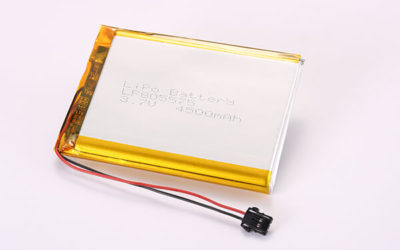 Hot Selling Multipurpose Rechargeable LiPo Batteries With Molex 2053410202 LP805575 4500mAh 16.65Wh